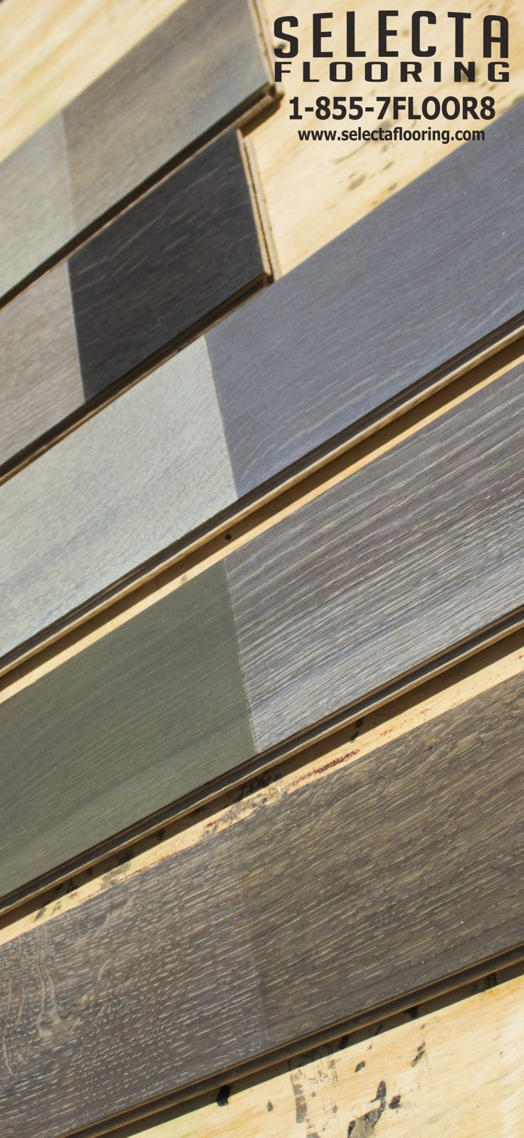 7 - Colors and Styles For Your Wood Floors