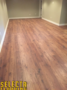 natural red oak wood floors in  Union County New Jersey