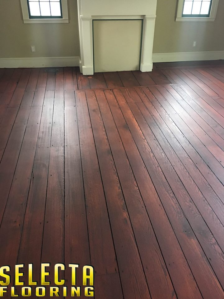 Rubio Monocoat wood flooring in Union County New Jersey