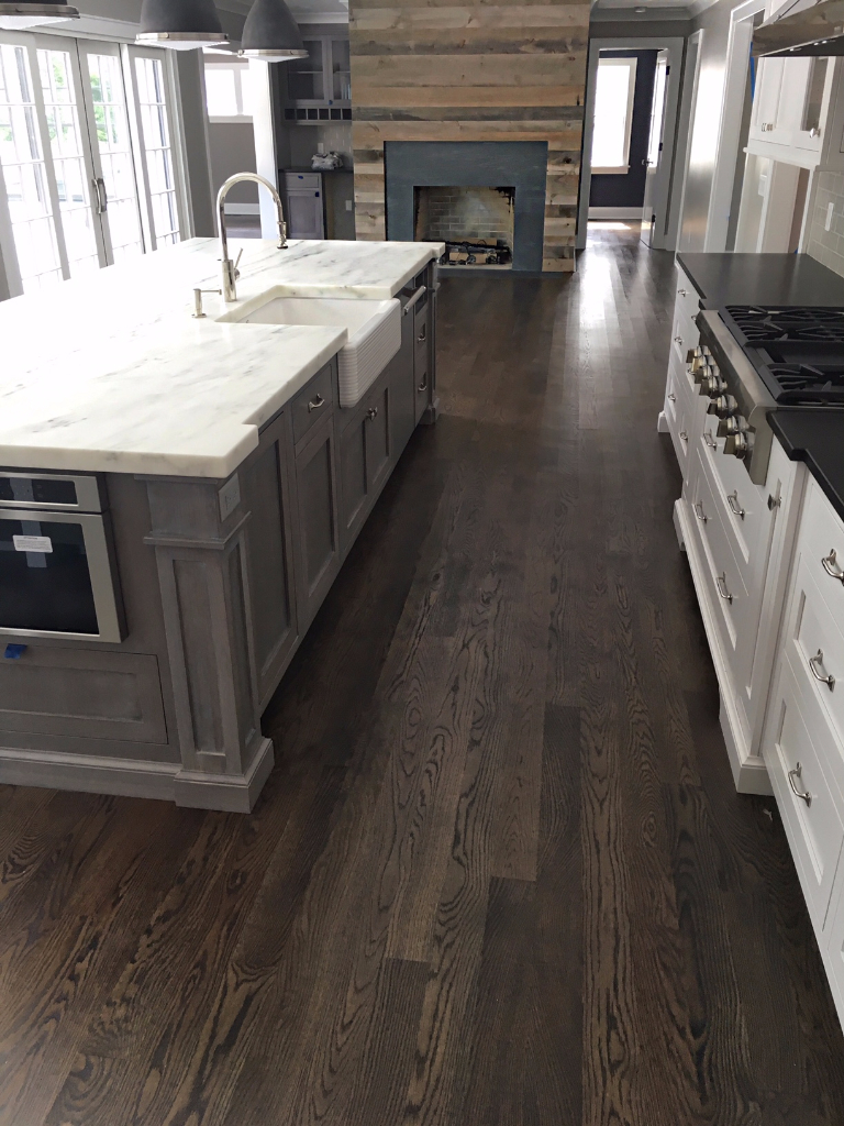 Selecta flooring gray wood floors in new jersey for Floors on floors