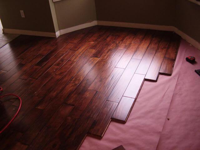 Roxbury Hardwood Flooring