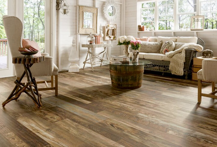 Woodbridge Hardwood Flooring